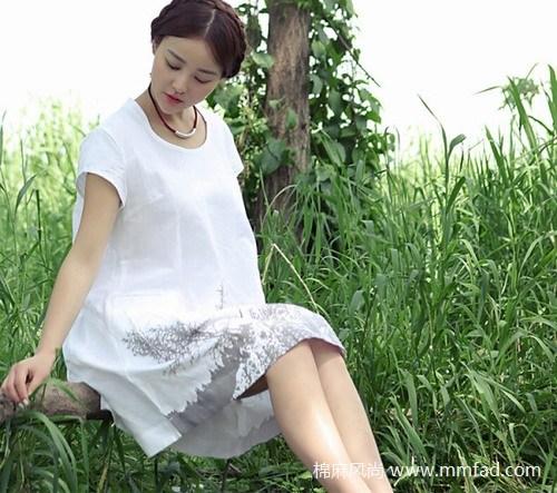 夏天穿棉麻的衣服会热吗?
