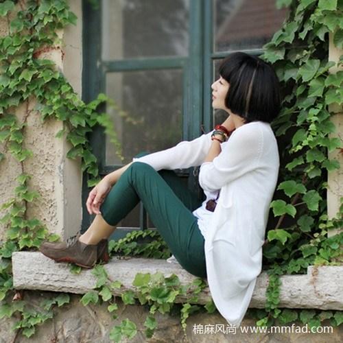 爱穿棉麻衣服的人是什么性格的