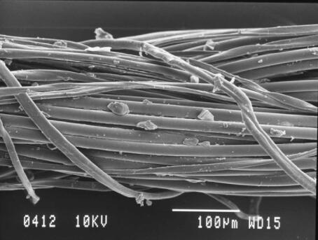 天然纤维面料的松弛收缩